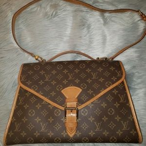 AUTHENTIC Louis Vuitton Beverly 2way Brief w/Strap